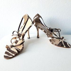Manolo Blahnik classy high heels